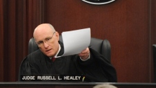 Judge speaks at trial of Michael Dunn in Florida