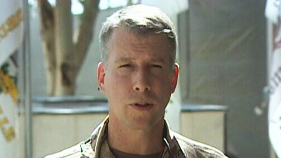 Retired general Andrew Leslie claimed more than $72,000 in expenses for a move within Ottawa in 2012.