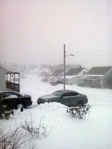 Winter storm wreaks havoc on Atlantic provinces