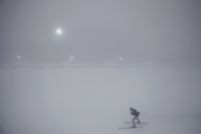 Fog causes delays in events at Sochi Games