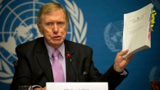 Retired Australian judge Michael Kirby
