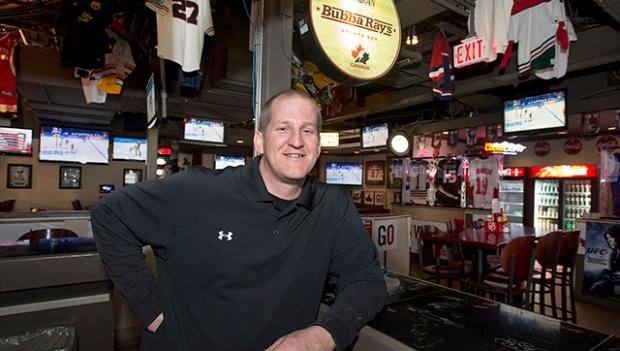 Bubba Ray's Sports Bar