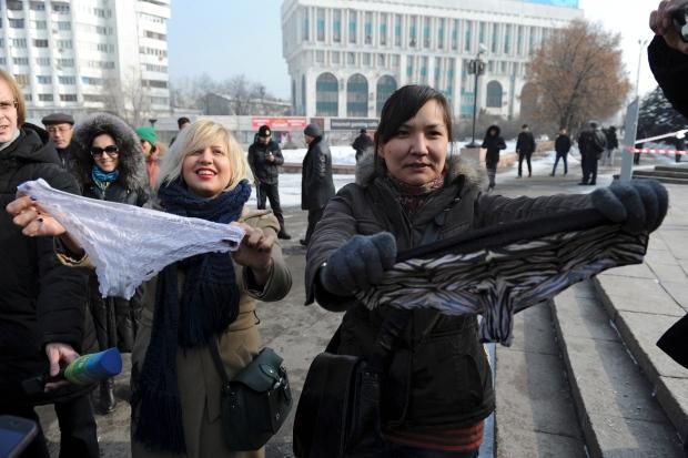Russia underwear ban
