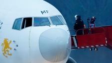 Ethiopian plane hijacked by co-pilot