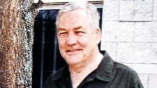 Conrad Black is shown at the Coleman Federal Prison in Florida. This is the only known photo of Black at the prison.