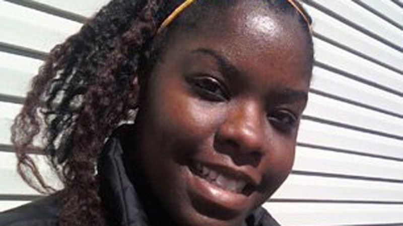 Keya Simon was stabbed to death while attending a party in Dartmouth on Jan. 8, 2011. (Facebook)
