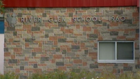 The accused was a teacher at Riverglen School at the time of the alleged offence.