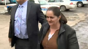 Alex Radita's mother is arrested in Calgary.