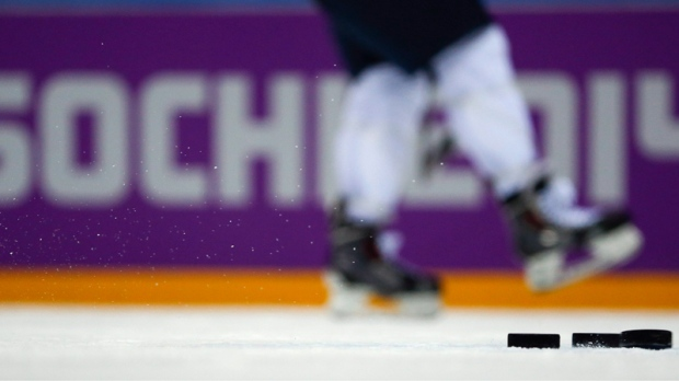Bolshoy Ice Dome at the 2014 Winter Olympics