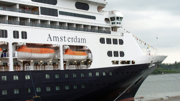 Holland America Line Worker Accused Of Raping Passenger Trying To - Amsterdam cruise ship