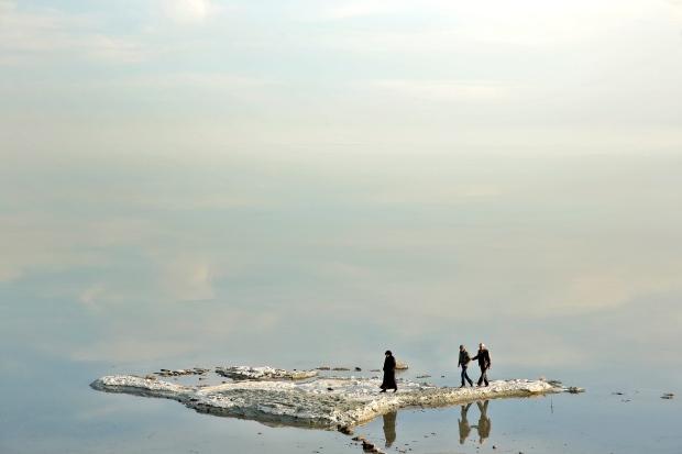 Iran lake dying