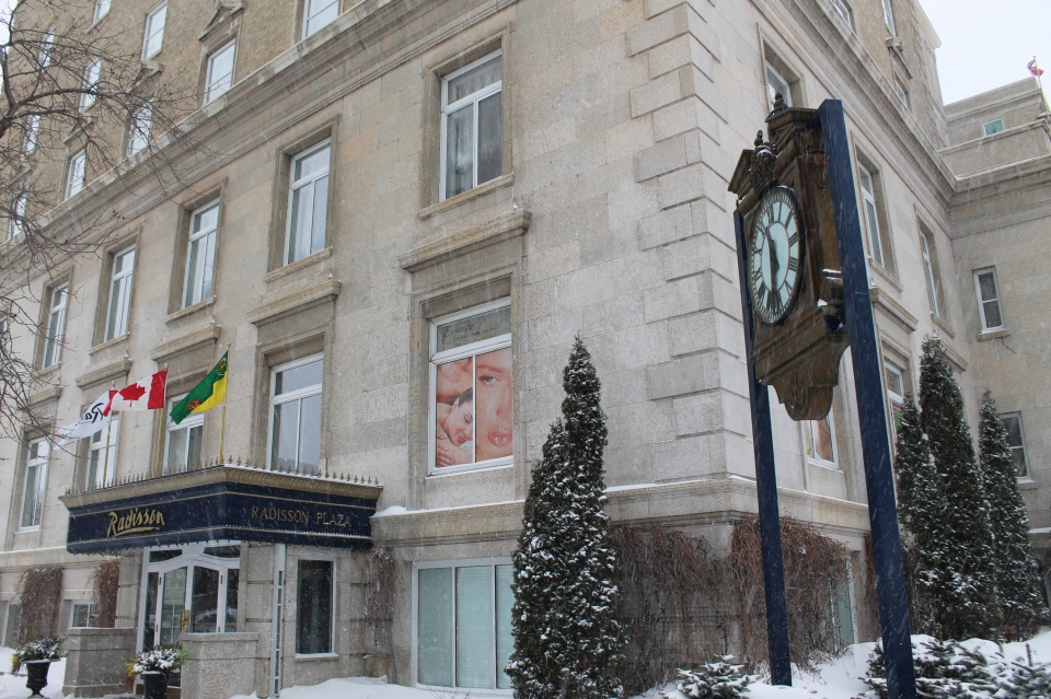 Regina S Hotel Saskatchewan To Be Sold For 32 8m Ctv