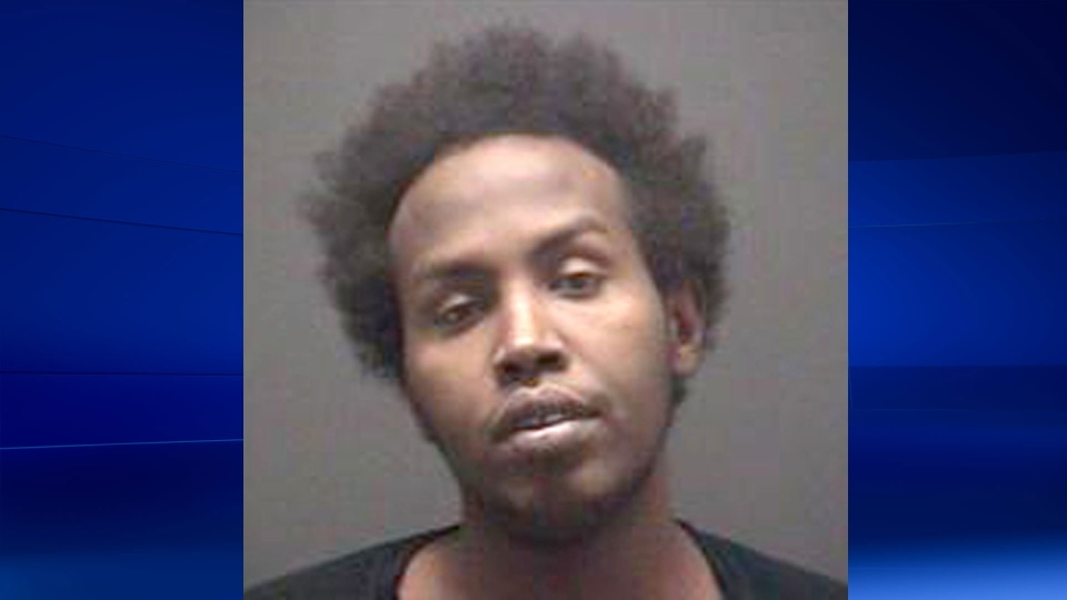 Mohamed Wehelie, 28, is facing sexual assault charges. (York Regional Police)