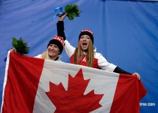 Canada's Humphries, Moyse win gold in bobsled