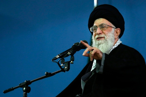 Iran's top leader orders 'economy of resistance'