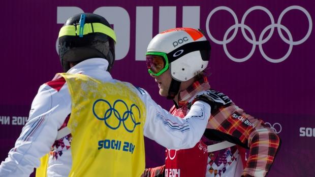 Brady Leman men's ski cross