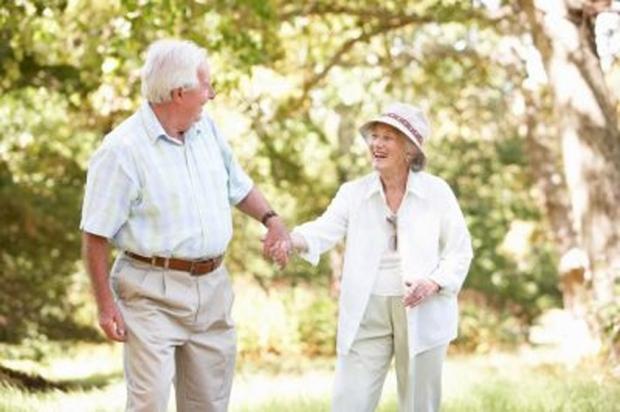 Walking improves respiratory health