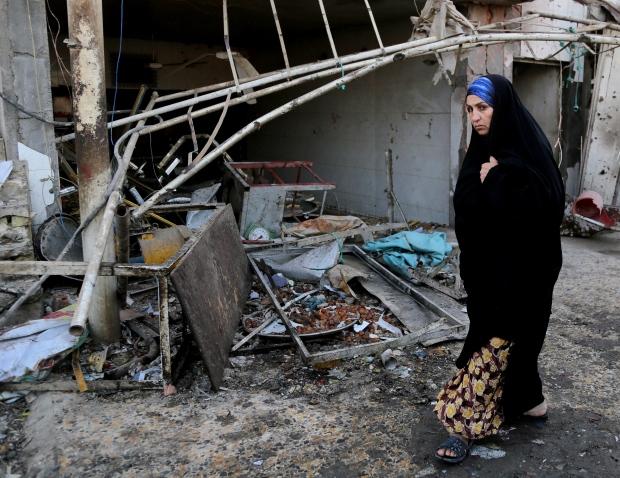 Iraq mortar attack