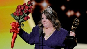 emmys, emmy awards, melissa mcarthy, mike and molly
