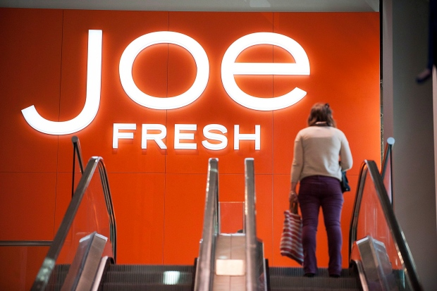 Joe Fresh expansion
