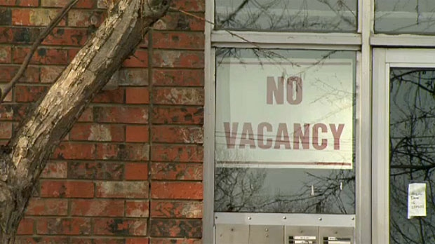 There is a shortage of all kinds of rental properties in Calgary.