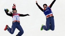 Gold and silver for Canada in ski cross in Sochi