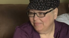 Cancer patient speaks out