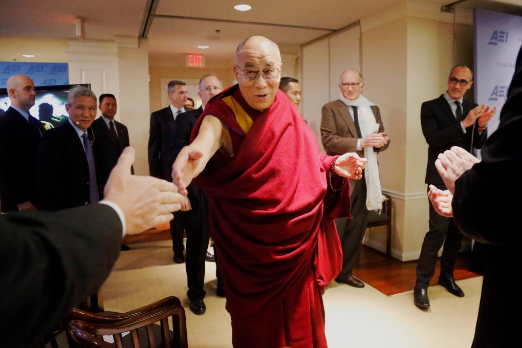 Obama, Dalai Lama attend prayer breakfast, but not together | CTV News