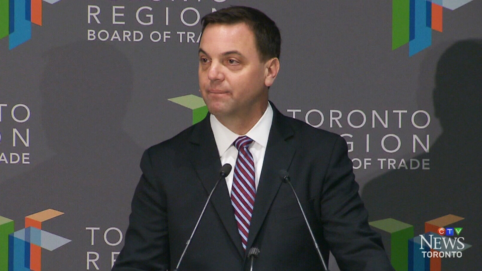 Progressive Conservative Leader Tim Hudak says he will not campaign on making Ontario a so-called right-to-work province in the next provincial election.