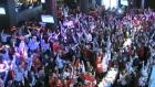 Extended: Toronto bar erupts after first goal