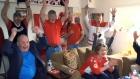 Extended: Benn's family celebrates the win