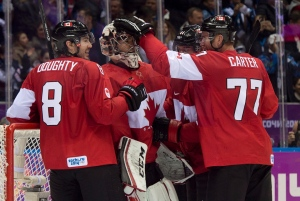 Team Canada beats U.S. in semifinals