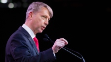 Andrew Leslie Liberal convention
