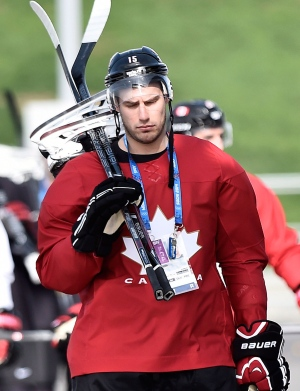 Canada at Sochi Games - Day 15 of Competiton
