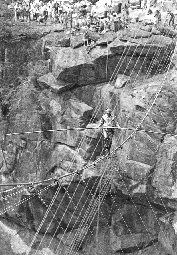 Nik Wallenda to cross Georgia gorge