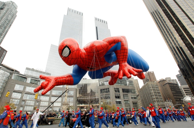 Spider Man named Earth Hour ambassador