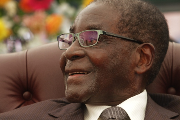 Robert Mugabe turns 90