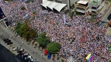 Pro-government, opposition rallies grip Venezuela