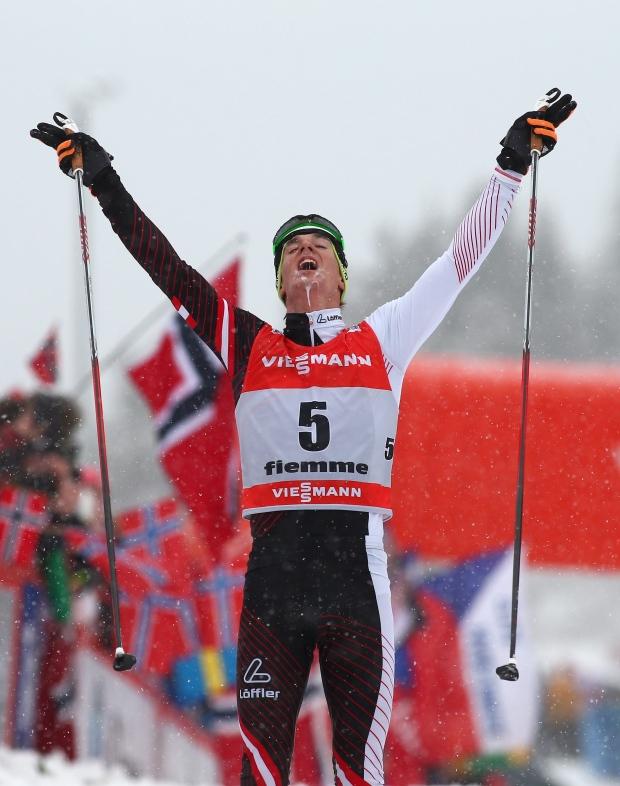 Johannes Duerr suspended for doping