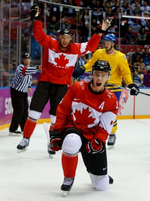 Canada wins gold! Day 16 at Sochi