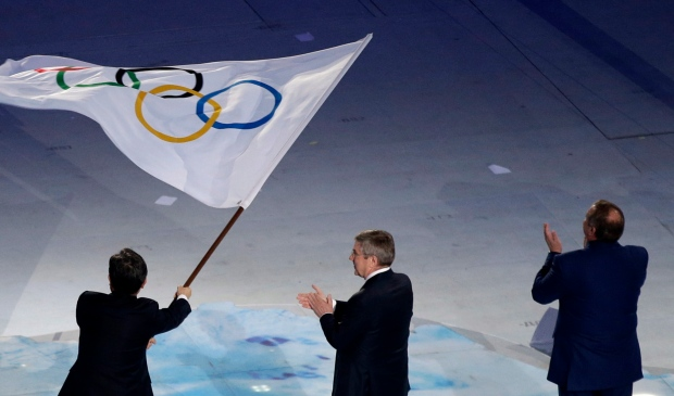 Closing Ceremony of the 2014 Winter Olympics