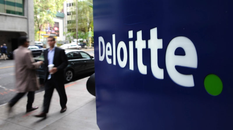 Deloitte, Harper, government