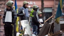 Ukrainian politician assumed presidential powers