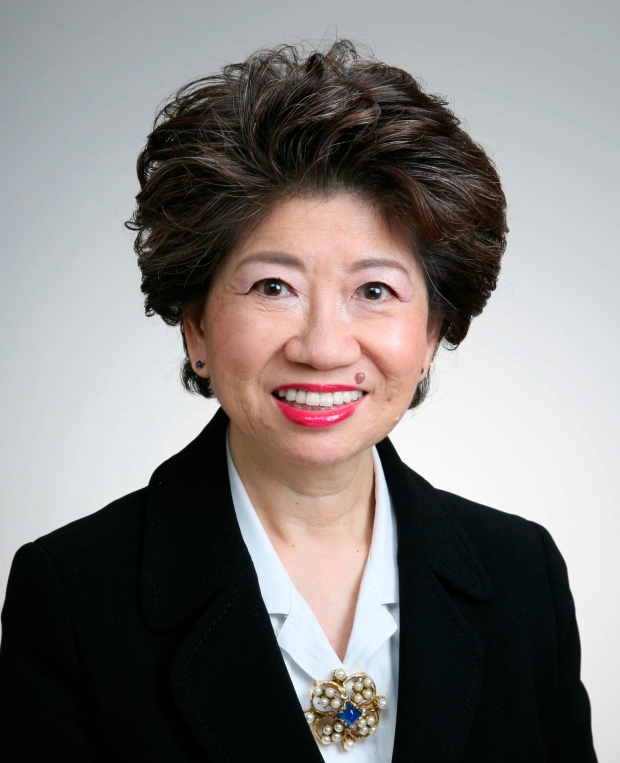 Honda female board member
