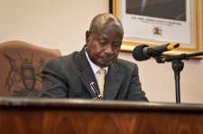 Uganda signs anti-gay bill