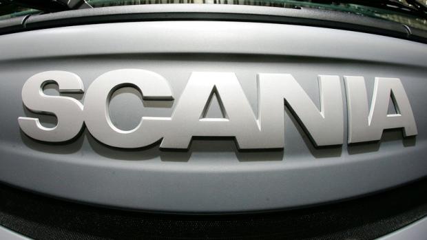 Scania company logo