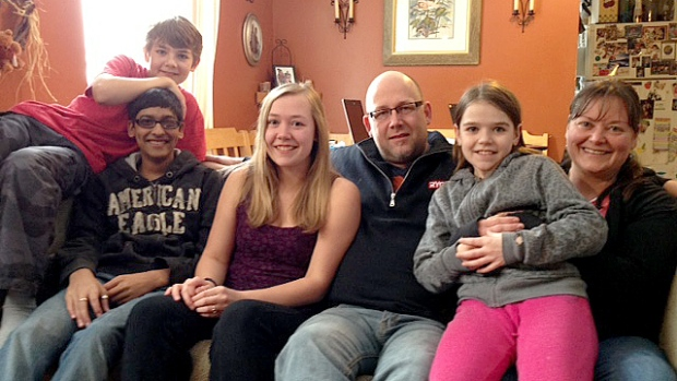 Barrie Family Escapes Tragic Consequences Of Co Leak Ctv