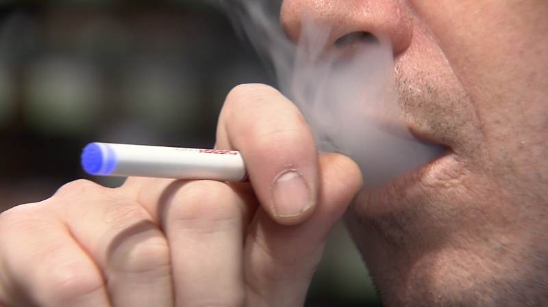 Health experts say the government should be doing more to discourage e-cigarette use. Feb. 24, 2014. (CTV)