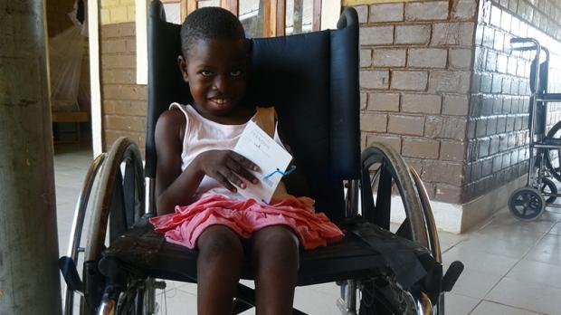 Children with disabilities in Sierra Leone