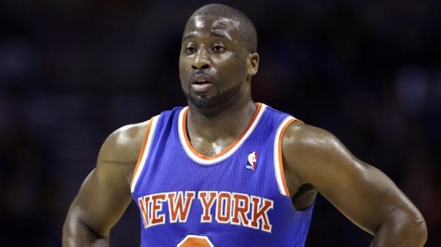 New York Knicks guard Raymond Felton